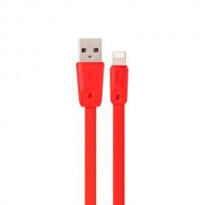 Кабель USB Lightning Hoco X9 High Speed 1m красный