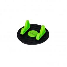 Автодержатель Golf GF-CH03 Резиновый коврик черный зеленый