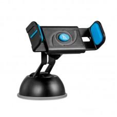 Автодержатель Hoco CPH17 черный синий