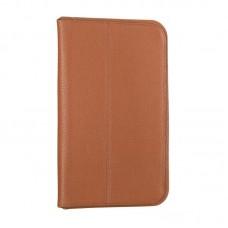Чехол книжка кожаный WRX Premium для LG G Pad 8.3 V500 коричневый