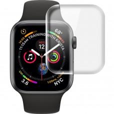 Защитная пленка полиуретановая Optima для Apple Watch 40mm f/b Transparent