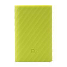 Чехол TPU SK для Power Bank Xiaomi 5000mAh Green