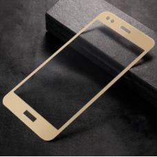 Защитное стекло Optima Full cover для Huawei Nova Lite 2017 Gold