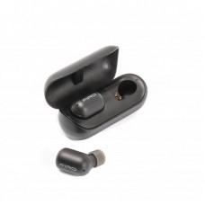 Наушники гарнитура вакуумные Bluetooth Firo A2 Black
