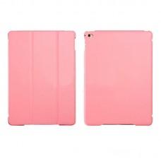 Чехол книжка PU Icarer Litchi Smart для Apple iPad Air 2 rid 601 Rose/Gold