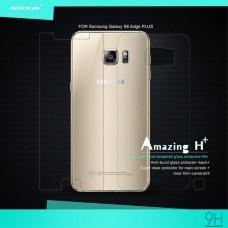 Защитное стекло Nillkin H+ 2.5D на заднюю крышку для Samsung S6 Edge Plus G928 Transparent