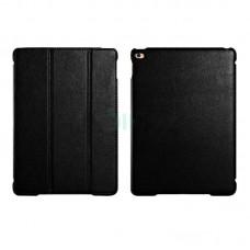 Чехол книжка PU Icarer Litchi Smart для Apple iPad Air 2 rid 601 Black