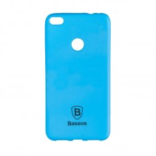 Чехол накладка TPU Baseus Soft Colorit для Huawei Y3 II Blue