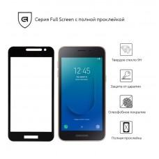Защитное стекло Armorstandart Full Glue для Samsung J2 Core J260 Black (ARM53558-GFG-BK)