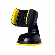 Автодержатель Hoco CA5 черный желтый