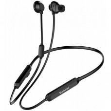 Наушники гарнитура вакуумные Bluetooth Baseus S11A NGS11A-01 Black