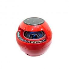 Колонка портативная Bluetooth Wster WS-136 Red
