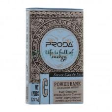 УМБ Power Bank Proda Cooltaste PPL-24 10000mAh Blue