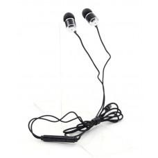 Наушники гарнитура вакуумные ProLogix ME-A500 Black