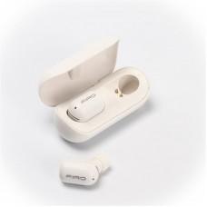 Наушники гарнитура вакуумные Bluetooth Firo A2 White