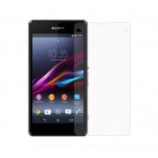 Защитное стекло Optima 2.5D для Sony Xperia Z1 Compact D5503 Transparent