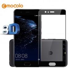 Защитное стекло Mocolo 3D для Huawei P10 Black