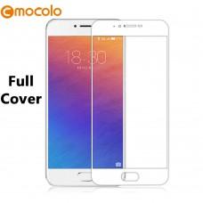 Защитное стекло Mocolo Full сover для Meizu Pro 7 White