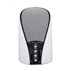 Колонка портативная Bluetooth Wster WS-133 White