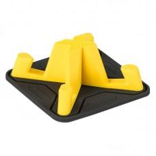 Автодержатель Remax OR RM-C25 Pyramid черный желтый