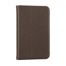 Чехол книжка PU WRX Premium для Samsung Tab 3 7.0 Lite T110 T111 Chocolate