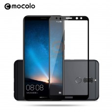 Защитное стекло Mocolo Full сover для Huawei Mate 10 Lite черный