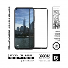 Защитное стекло Armorstandart Icon Full Glue для Huawei P40 Lite E Black (ARM56466-GIC-BK)