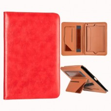 Чехол книжка кожаный Gelius для iPad New 2018 9.7 Red