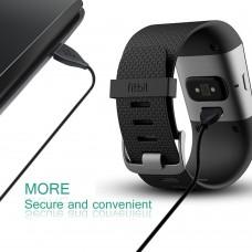 Кабель USB SK для Fitbit Surge Black