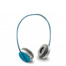 Наушники гарнитура накладные Bluetooth Rapoo H3050 Blue