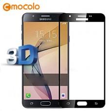 Защитное стекло Mocolo 3D для Samsung Galaxy J730 J7 2017 черный