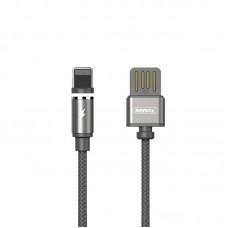 Кабель USB-Lightning Remax Gravity RC-095i iPhone 7 1m Grey