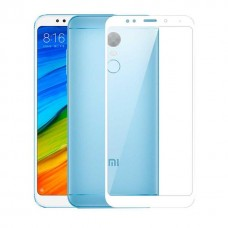 Защитное стекло Optima Full cover для Xiaomi Redmi 5 White