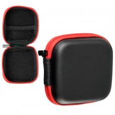 Чехол пластиковый SK для наушников Mini Red