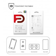 Защитное стекло Armorstandart Full Glue для Samsung S10 Plus G975 Black (ARM54341-GFG-BK)