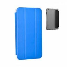 Чехол книжка кожаный Goospery Mercury Smart для Samsung Tab A 10.1 T580 T585 голубой