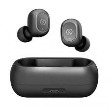 Наушники гарнитура вакуумные Bluetooth SoundPeats True Free Black